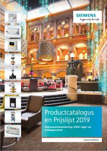 Catalogus en Prijslijst